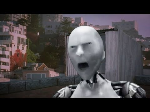 I, Robot (2004) - I Did Not Hit Her