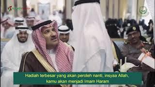 Gagal Menjadi Finalis Lomba Tahfiz Quran, Anak Ini Diundang Pangeran Saudi