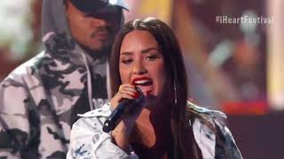 Demi Lovato   Sorry Not Sorry (Live At The IHeartRadio Music Festival 2017)   September 23