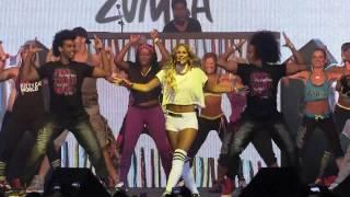 Adelén   Bombo Zumba Convention 2013 Orlando