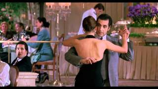 """Танго из фильма """"Запах женщины"""", Аль Пачино."""