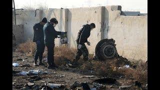 Iran admits to shooting down Ukrainian plane - VIDEO