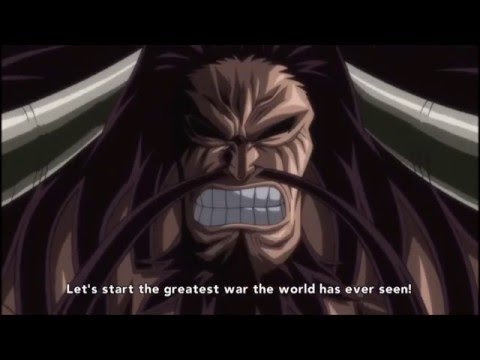 "Kaido ""King Of Beasts""  First Appearance One Piece 739 ENG SUB"