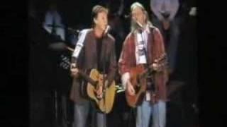 Paul McCartney&Neil Young  - Only Love Can Break Heart