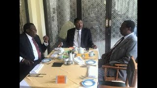 Musalia, Wetangula and Wamalwa's grand plan