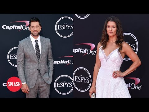 Danica Patrick Confirms Relationship with Aaron Rodgers  Daily Celebrity News | Splash TV