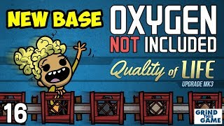 Oxygen Not Included OIL UPGRADE - Cooling Water From The