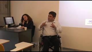 SEÇBİR Konuşmaları 36: Süleyman Akbulut ve Melike Ergün – Ders Kitaplarında Engellilik – 16.04.2014