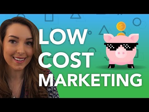Low Cost Marketing Ideas For Businesses