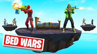 *NEW* BED WARS Game Mode In FORTNITE! (Minigame)