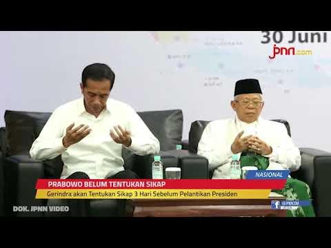 Prabowo Tentukan Sikap 3 Hari Sebelum Pelantikan Presiden