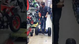 This is hoverboard 200 kg weight capacity
