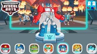 Transformers Rescue Bots: Disaster Dash - Optimus Prime Solo Mission
