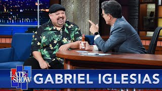 """Gabriel Iglesias Can Do Every Voice From """"Space Jam 2"""" All By Himself"""