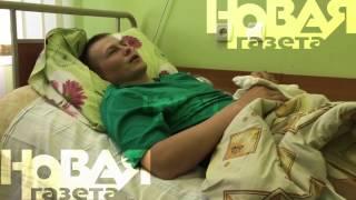 Задержанный в Луганской области сержант Александро