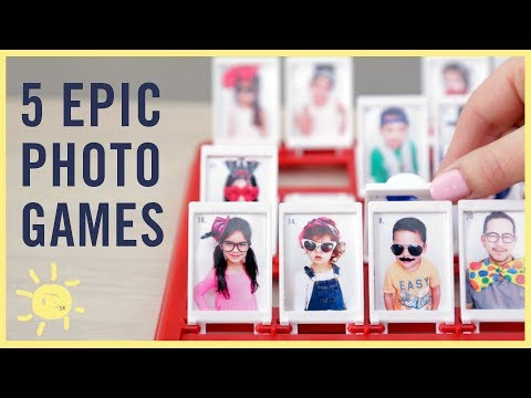 PLAY | 5 Epic Photo Games!