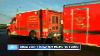 Racine County woman now missing for 1 month