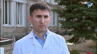 Главный врач Областной детской клинической больницы прокомментировал ситуацию с лор-отделением