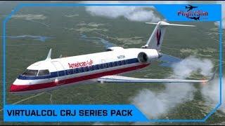 Aerosoft vs Virtualcol CRJ - Free video search site - Findclip Net