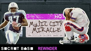 The Music City Miracle deserves a deep rewind