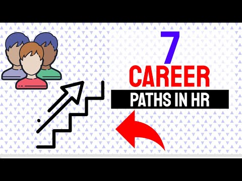 Human Resource Career Paths - 7 Career Paths in Human Resources