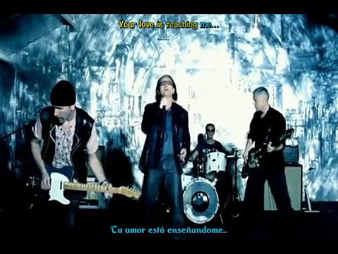 u2 - vertigo-subtitulada en español/ingles