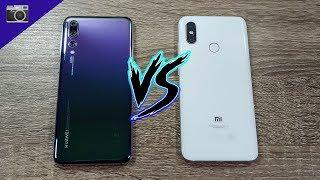 Huawei P20 Pro vs. Xiaomi Mi 8 Camera Comparison