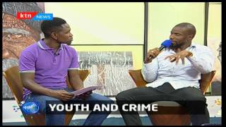 Youth Cafe: Youth and Crime; what factors make them indulge in crime? Part 2