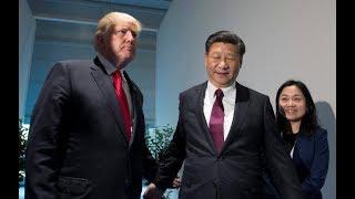 Tập Cận Bình Giơ Tay đầu Hàng Donald Trump Tại G20!