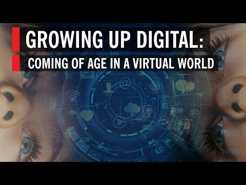 Growing Up Digital : Life In A World Of Networks And Screens