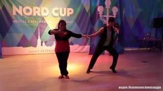Nord Cup 2015. Invitation Jack'n'Jill Анна Морозова & Павел Катунин