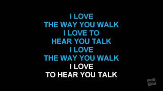 I Want To Walk You Home in the style of Fats Domino karaoke video with lyrics