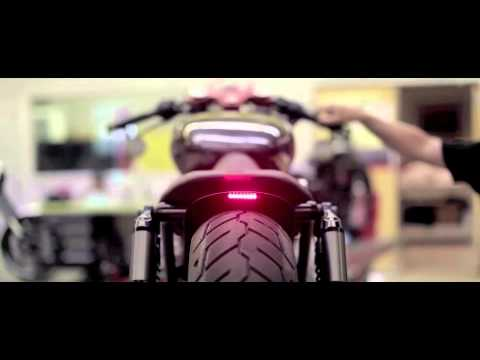 ALL NEW 2014 Harley-Davidson® Street™