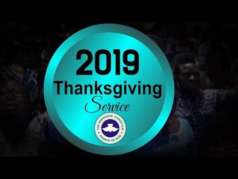 RCCG DUBAI January 2019 THANKSGIVING SERVICE