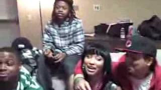 Young Money Backstage, On The I Am Music Tour - Video Youtube