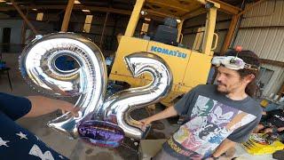 MY BANDO BIRTHDAY BASHER! - FPV Freestyle