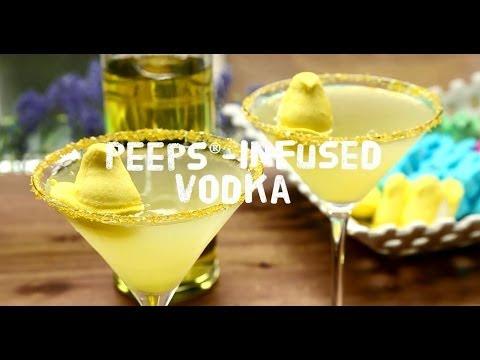 How to Make Peeps Infused Vodka | Easter Recipes | Allrecipes.com