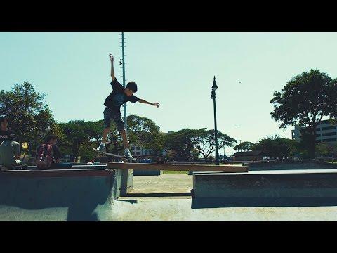 Aala Park Boys -- Honolulu Oahu -- RED WEAPON