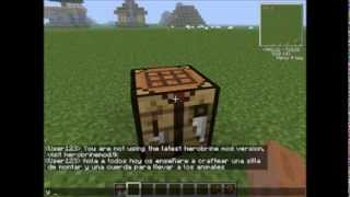 Como Se Craftea Una Silla De Montar En Minecraft 免费在线视频最佳