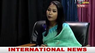 Manipuri Abroad Diaspora Speak 28 June 2017