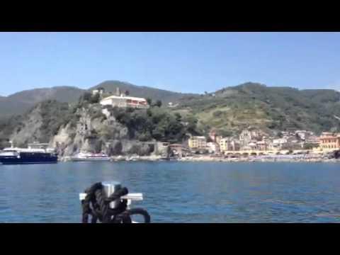 Le Cinque terre – Monterosso