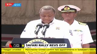 Safari Rally Revs off | Scoreline