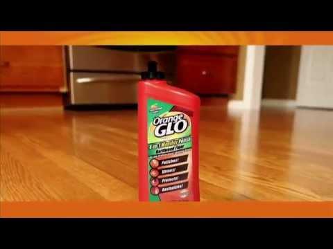 Orange Glo 4-in-1 Polish