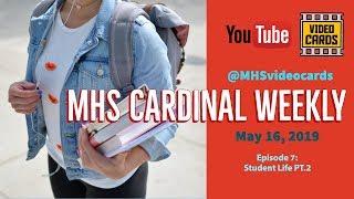 MHS Cardinal Weekly Season 2 Episode 7