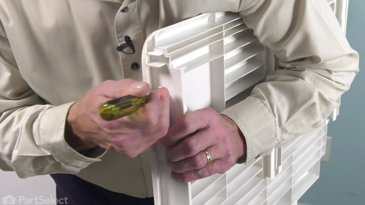 Replacing your Frigidaire Refrigerator Control-humidity