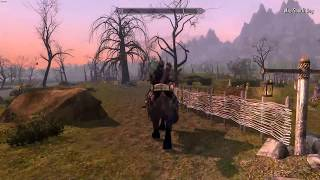 Skyrim - The Shire - New World Exploration and Map