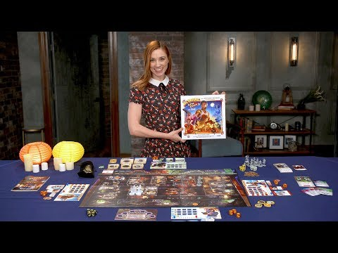 How to Play Big Trouble in Little China: The Game