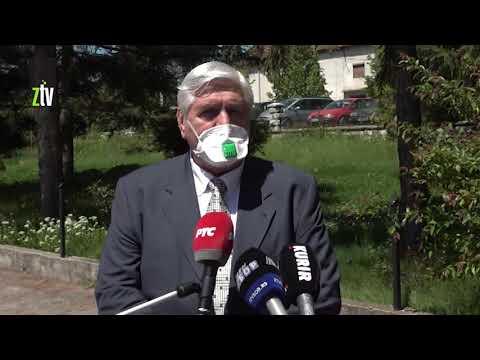 Boljevac među opštinama sa najmanjim procentom vakcinisanih, sa lekarima u ovom mestu razgovarao danas profesor doktor Branislav Tiodorović