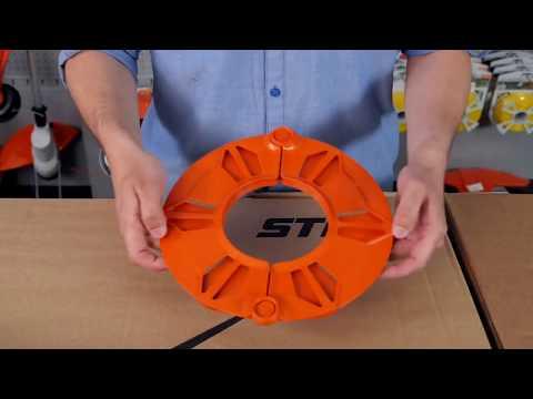 Мотокоса STIHL FS 55 Video #1