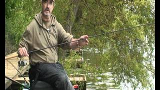 Jan Porter on how to catch more fish when waggler fishing part 1